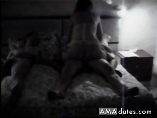 Slut wife rides a stranger beyond everything secret camera.