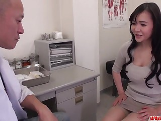 Busty Miu Watanabe gets workin - More at Japanesemamas.com