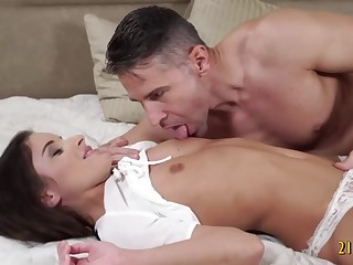 Hot pamper gets fucked hard and enjoys it many a time