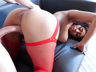 Cam girl leaves sizzling step brother to smash her pussy hard
