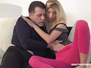 Missy Luv is ready for rough sex with their way steady old-fashioned after amazing blowjob