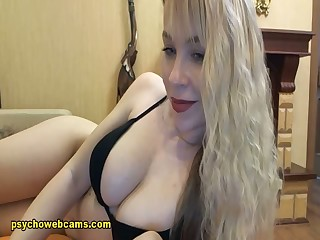 Curvy Blonde Expose Their way Talents In the matter of Sex Toys Sweat it Cam