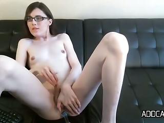 Lovesick 18 Year Old Tranny Whore