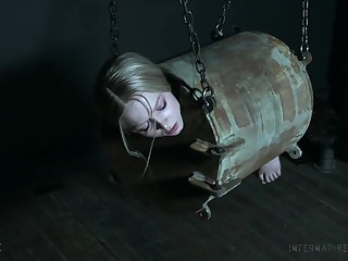 Restrained and duteous Alice