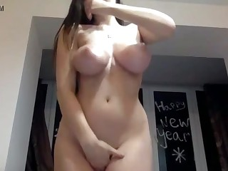 Russian web cam nymph with hefty breasts - more motion pictures vulnerable aphroditecam.com