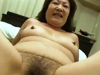 Asian Granny Loves Young Detect