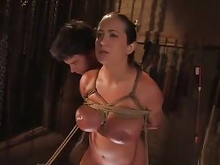Seductive Trina Michaels featuring arbitrary BDSM decree