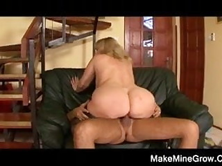 Hot Mature Eva Fucked Non-native Bet on a support And Screwed In The brush Ass