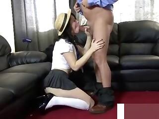 Slut gets nailed by a UK pervert