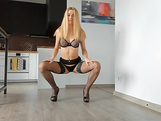 Legs Addict Wreck Off Instructions - Titillating Lingerie