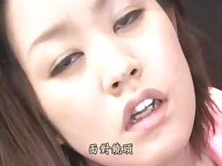 Well-spoken Japanese Woman Parrot penetrated And Creampied