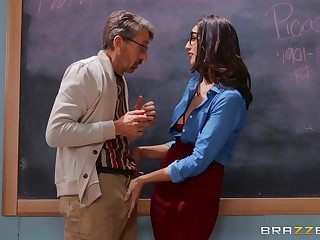 Resolute Bella Rolland gets what she needs just about the classroom