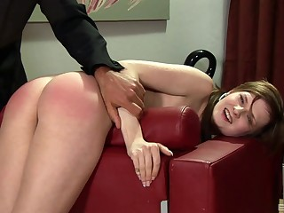 Hardcore indiscretion and pussy drilling for slave ungentlemanly Tarra White