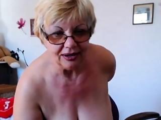 Great granny titties