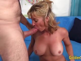 Auric Slut - Big Tittied Aunties Giving Head Compilation