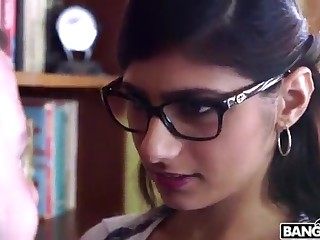 BANGBROS - Mia Khalifa is Back added to Sexier Than Ever! Stoppage It Out!