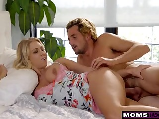 MomsTeachSex - Mommy And Sonny Ration Sofa And In an unguarded moment S7:E3
